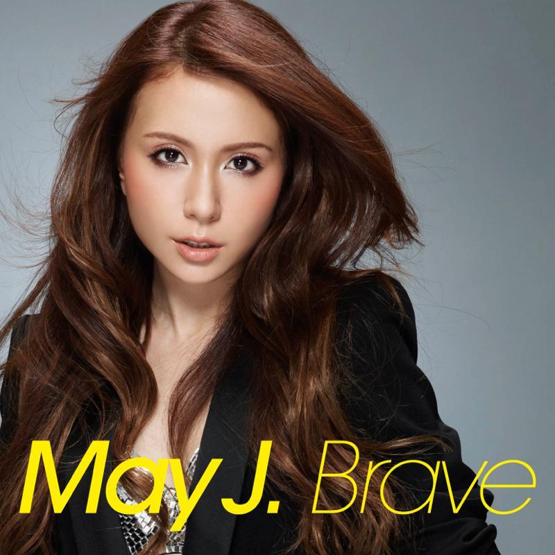 mayj.brave [CD +DVD]
