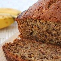 Nutless Banana Bread Recipe