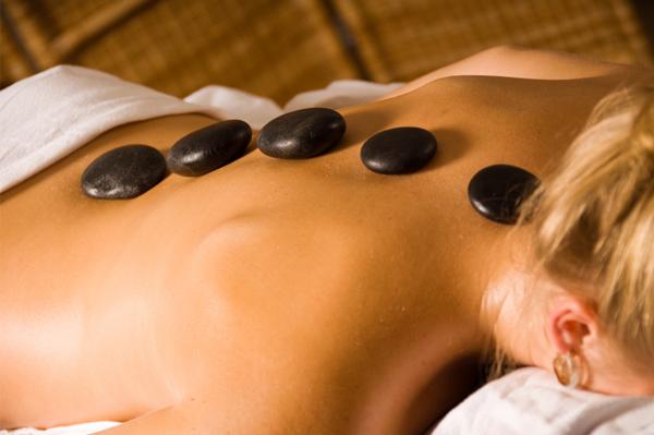 hot stone massahe