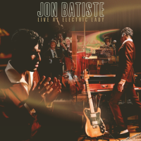 Jon Batiste Releases LIVE AT ELECTRIC LADY